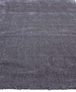 Ворсистый ковер Shaggy Шаги Puffy grey Ш-72
